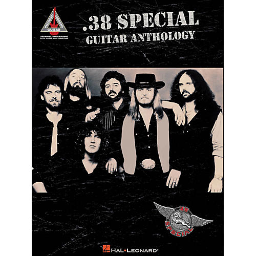Hal Leonard .38 Special Guitar Anthology Tab Songbook