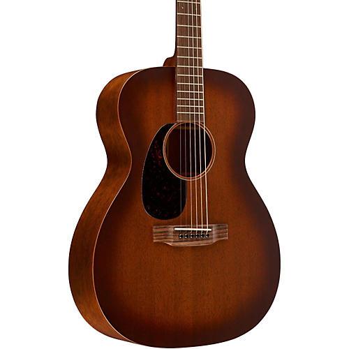 Martin 000-15M Mahogany Left-Handed Acoustic Guitar Satin Burst
