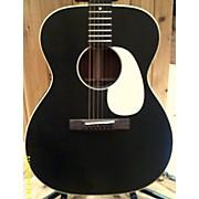 Martin 000-17 BLACK SMOKE Acoustic Guitar