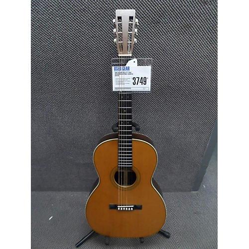 used martin 000 28 12 fret golden era acoustic guitar natural guitar center. Black Bedroom Furniture Sets. Home Design Ideas
