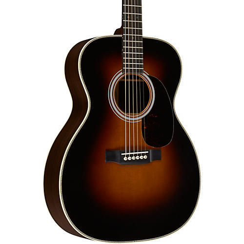 martin 000 28 standard auditorium acoustic guitar sunburst guitar center. Black Bedroom Furniture Sets. Home Design Ideas