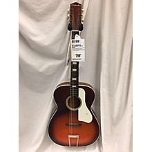 Silvertone 000 Style Acoustic Guitar