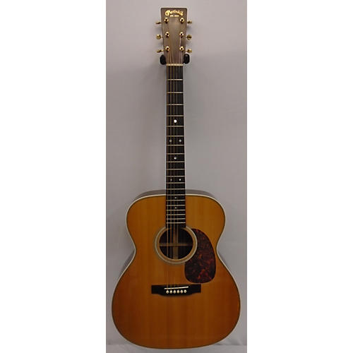 Martin 0000-28H Acoustic Electric Guitar