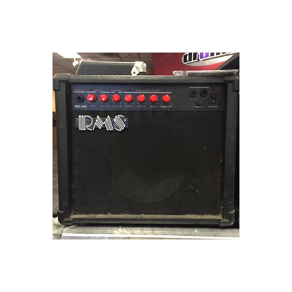 400D Guitar Combo Amp