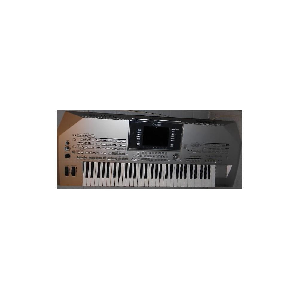 yamaha tyros 4 arranger workstation keyboard guitar center