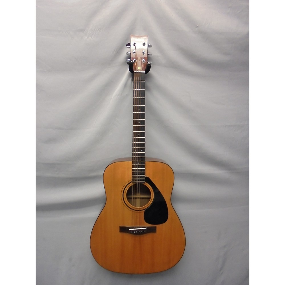 Yamaha fg700s folk acoustic guitar natural guitar center for Yamaha fg700s dimensions