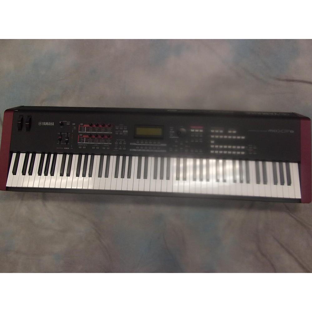 Yamaha moxf8 88 key synthesizer workstation guitar center for Yamaha moxf8 88