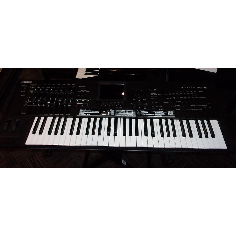 Yamaha motif usa for Yamaha motif keyboard