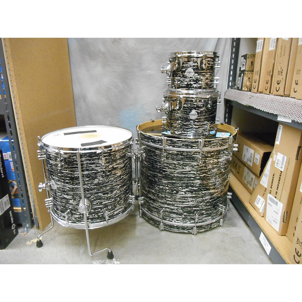 PDP Platinum Series Drum Kit Oyster Glass 112496800