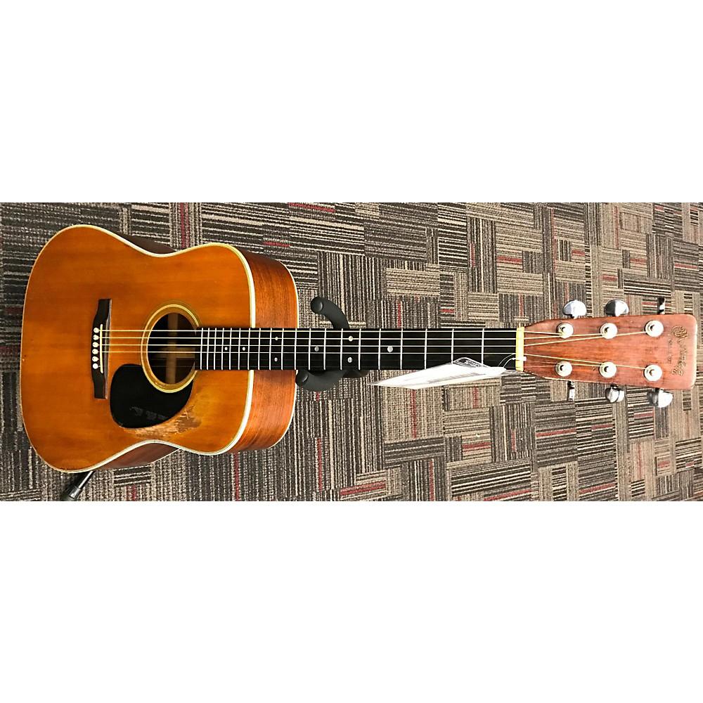 Martin HD28V Vintage Series Acoustic Guitar Vintage Natural 112672125
