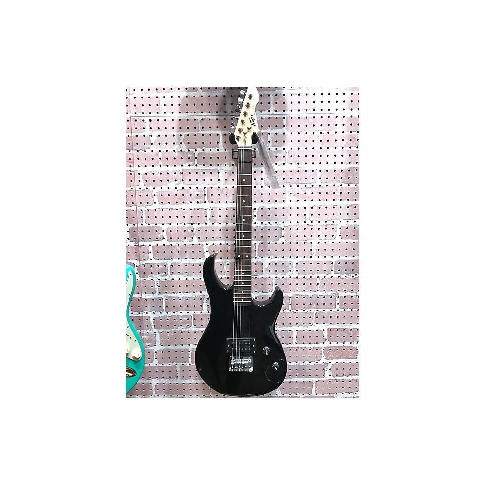 Peavey Rockmaster Solid Body Electric Guitar Black 112798794