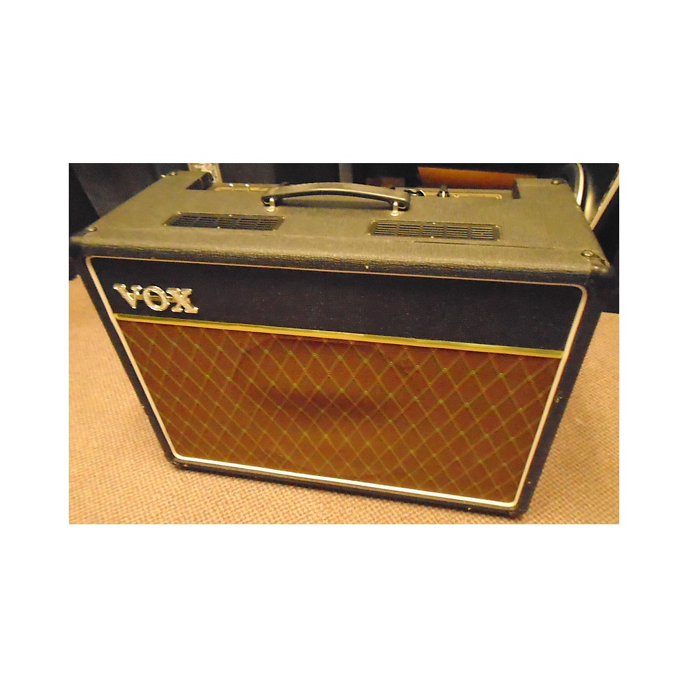 Vox AC15 - Made In Britain Tube Guitar Combo Amp 112823964