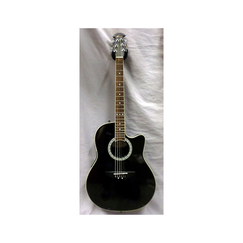 Ovation celebrity acoustic electric guitar model cc057 ...