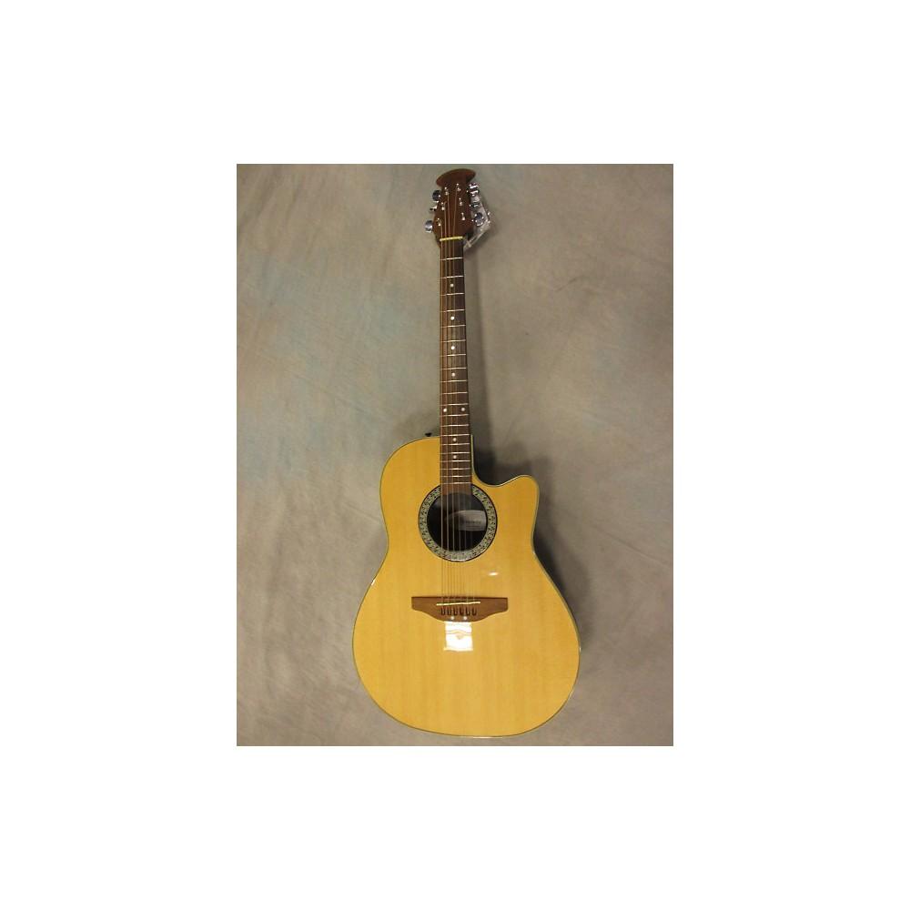 Ovation CC026 Celebrity Cutaway Acoustic Electric Guitar ...