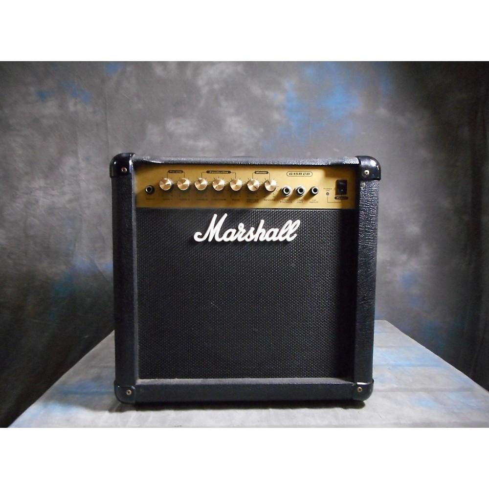 Marshall G15R CD Guitar Combo Amp 113083440