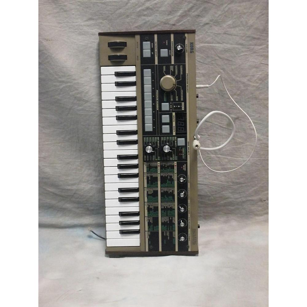Korg Micro Korg 37 Key Synthesizer 113129685