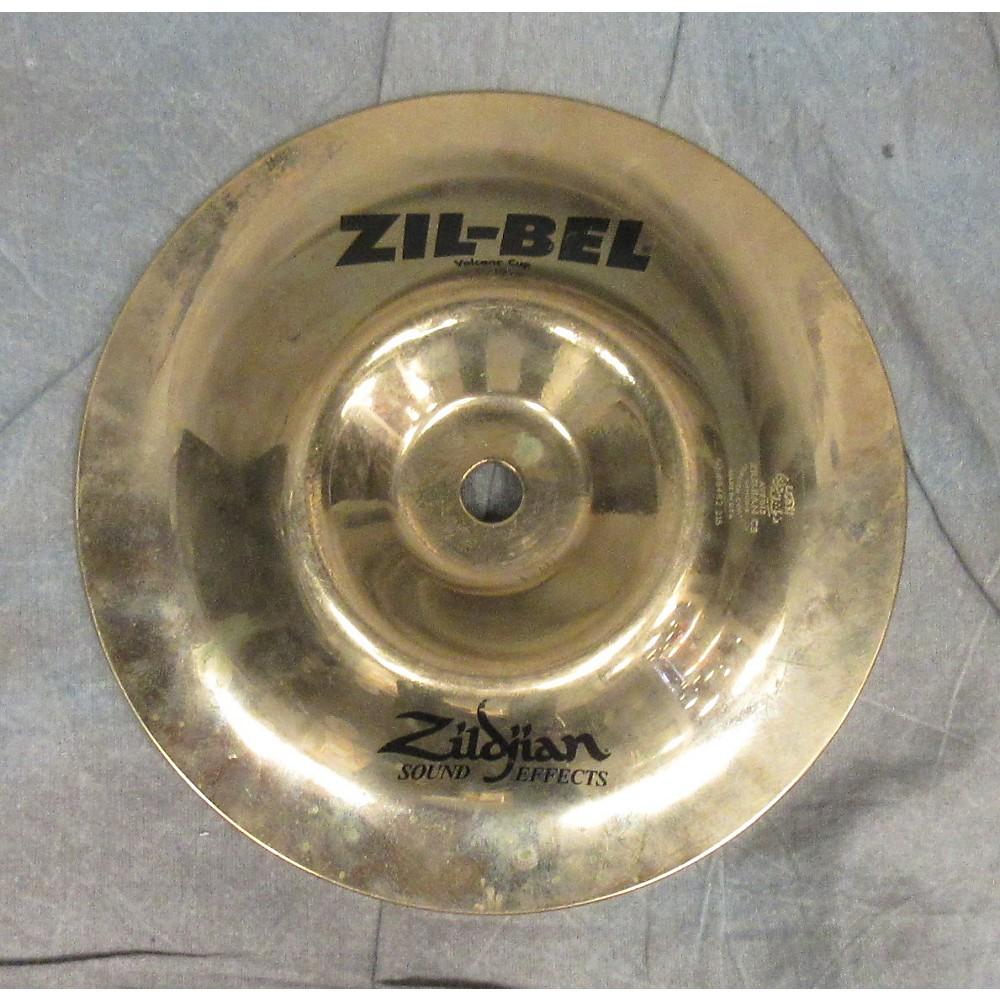 Zildjian 7in Volcano Cup Zilbel Cymbal  23 113133532