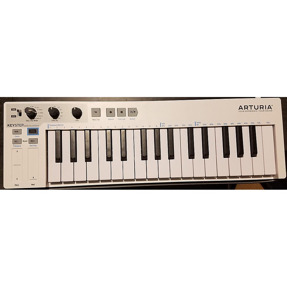 how to get an old midi controller workign