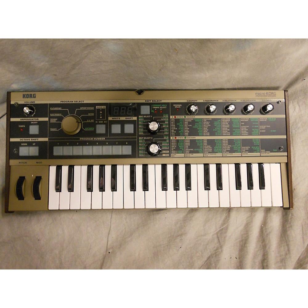 Korg Micro Korg 37 Key Synthesizer 113188364
