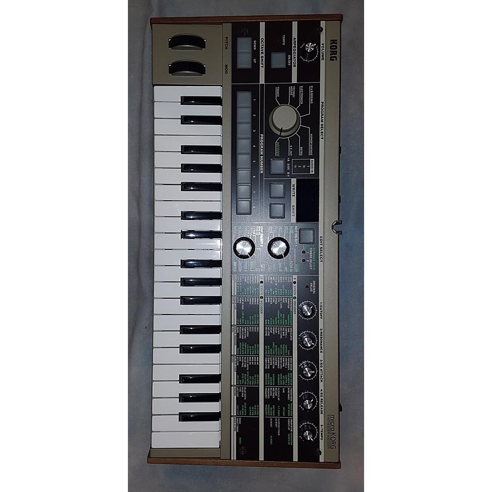 Korg Micro Korg 37 Key Synthesizer 113196602
