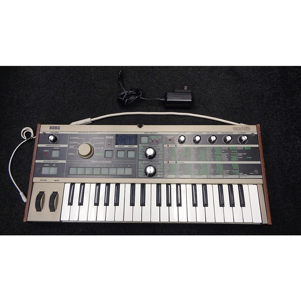 Korg Micro Korg 37 Key Synthesizer 113280013