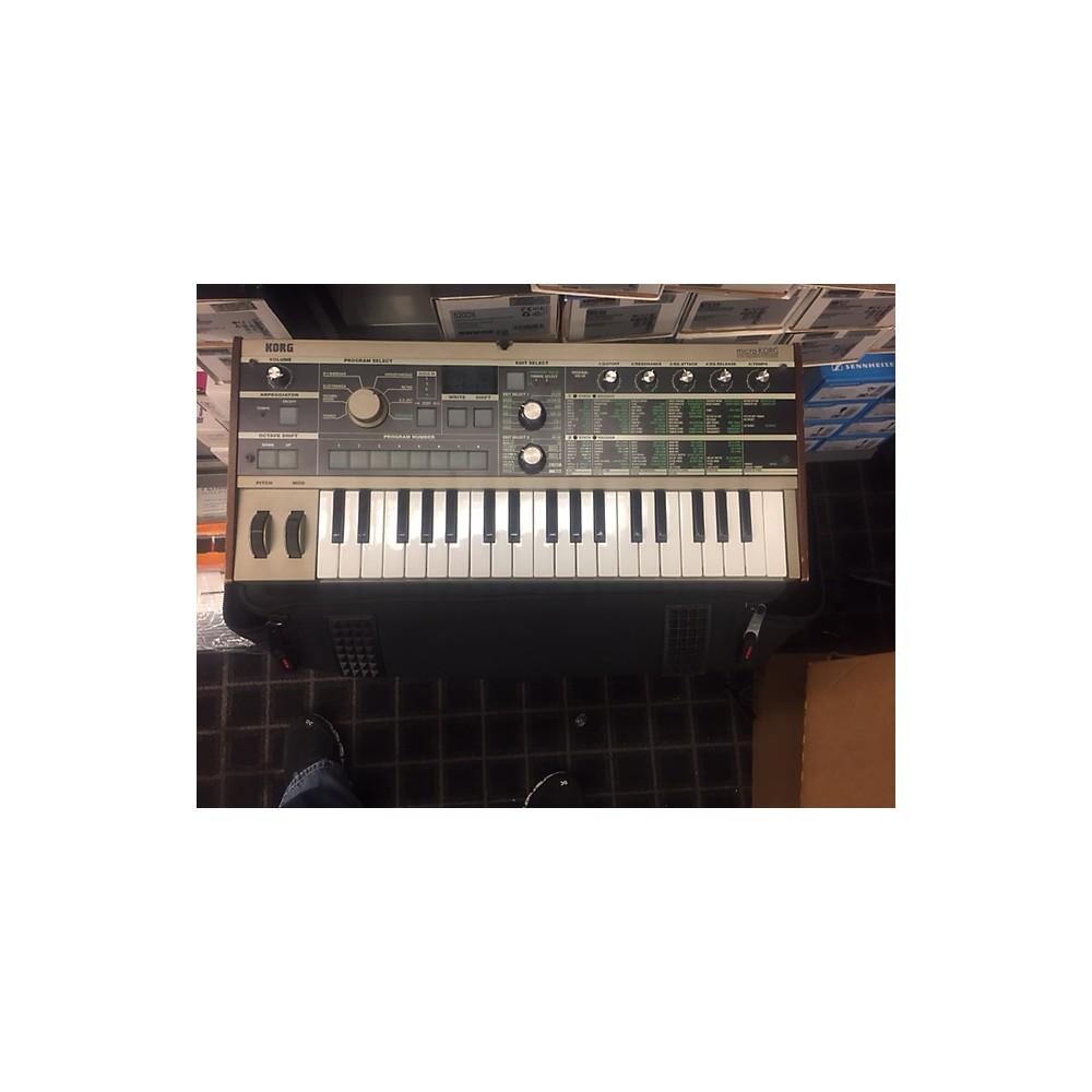 Korg Micro Korg 37 Key Synthesizer 113341072