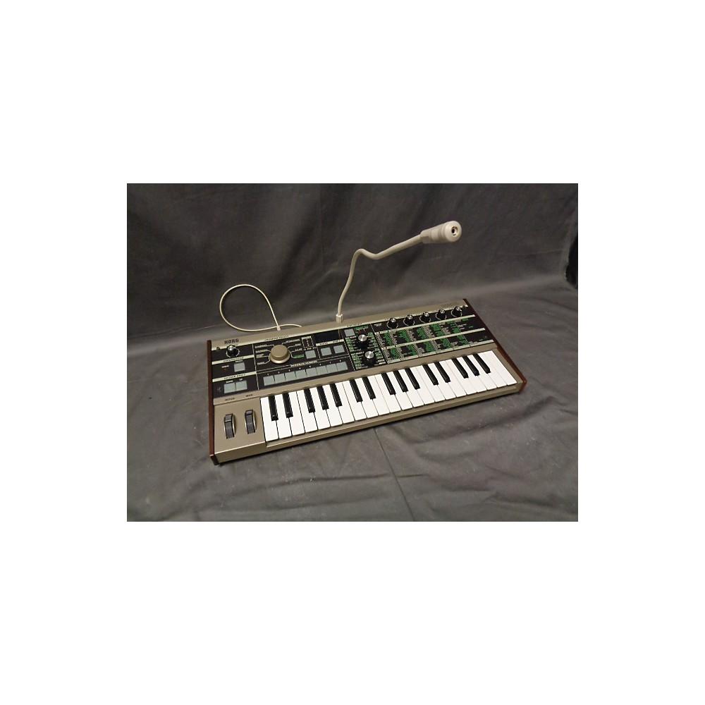 Korg Micro Korg 37 Key Synthesizer 113341412