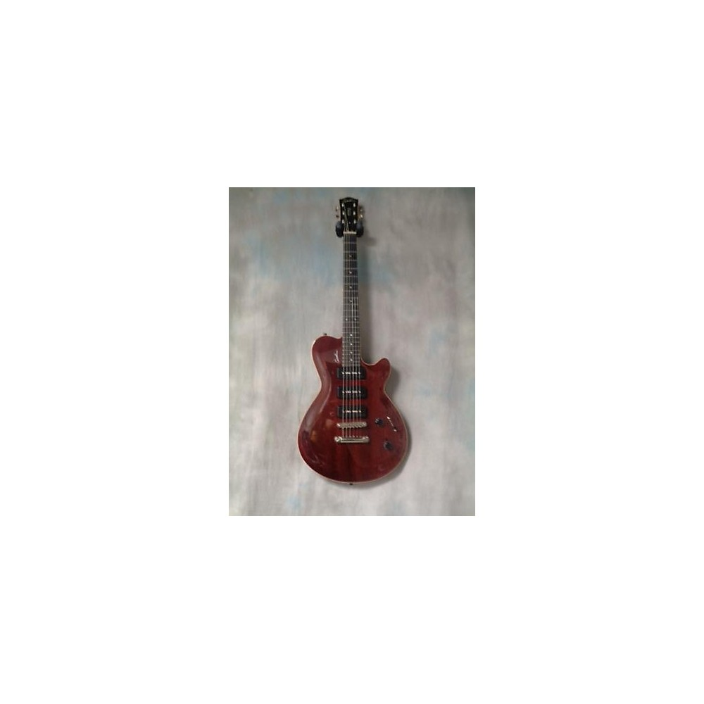 Godin ICON TYPE 3 Solid Body Electric Guitar Red 113344985