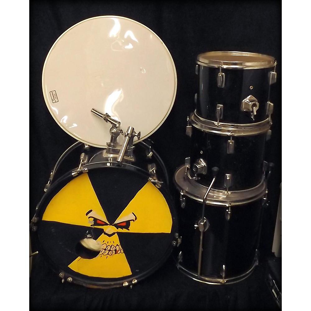Miscellaneous 4 Pc Shell Kit Drum Kit Black 113384858