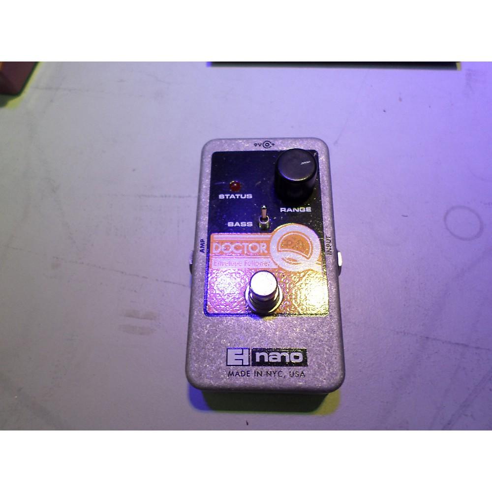 Electro-Harmonix Doctor Q Nano Envelope Filter Effect Pedal 113386369