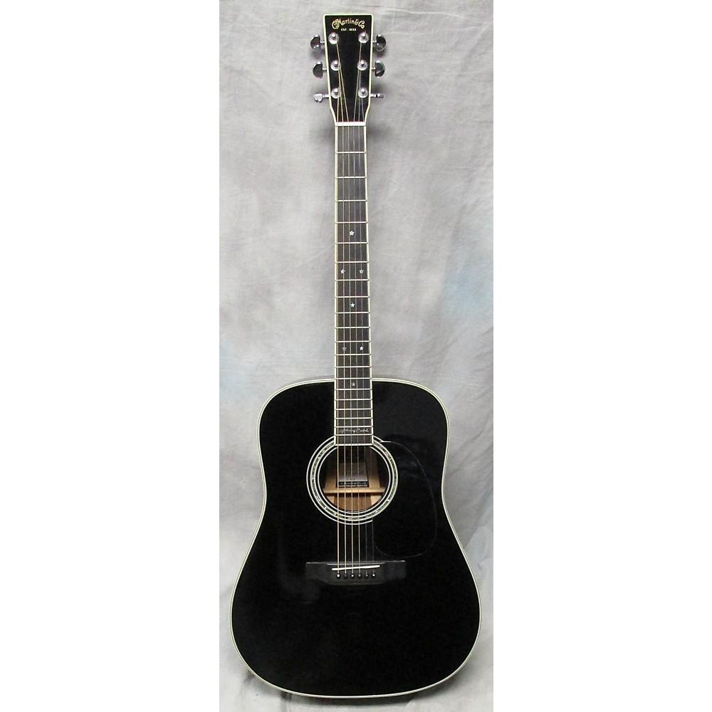 Martin D35JC Johnny Cash Signature Acoustic Guitar Black 113387855