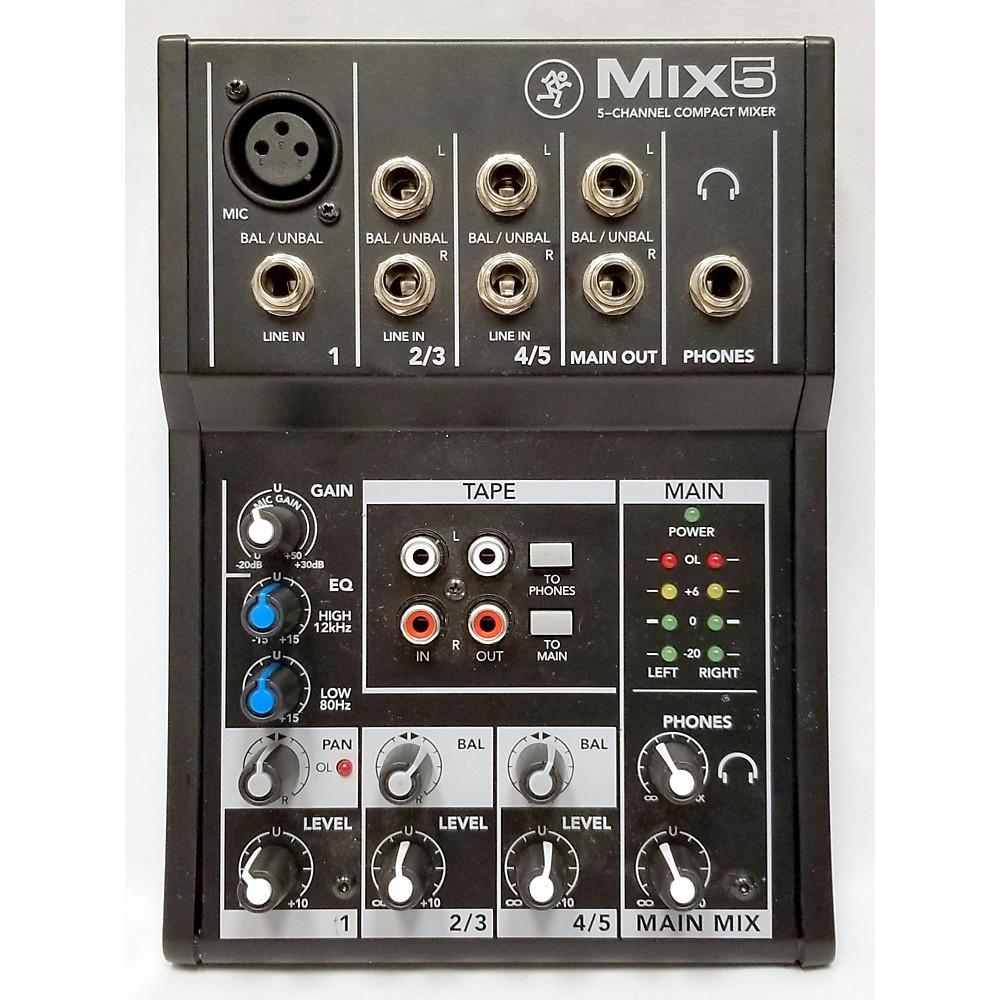 Mackie Mixer Canada