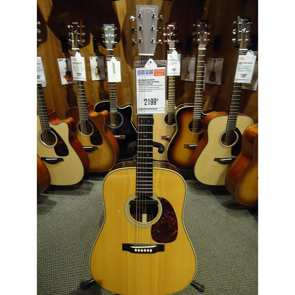 Martin HD28V Vintage Series Acoustic Guitar Natural 113402338