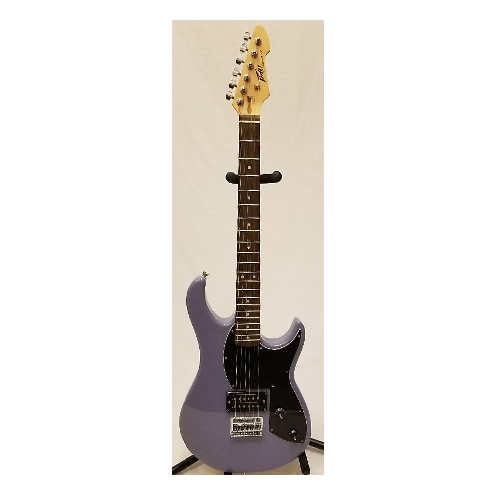 Peavey Rockmaster Solid Body Electric Guitar Lilac 113537693