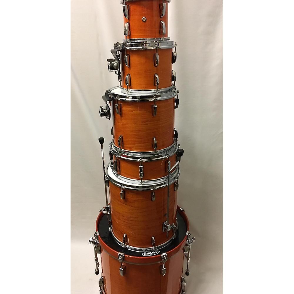 Miscellaneous Drum Kit Drum Kit Amber Laquer 113648040