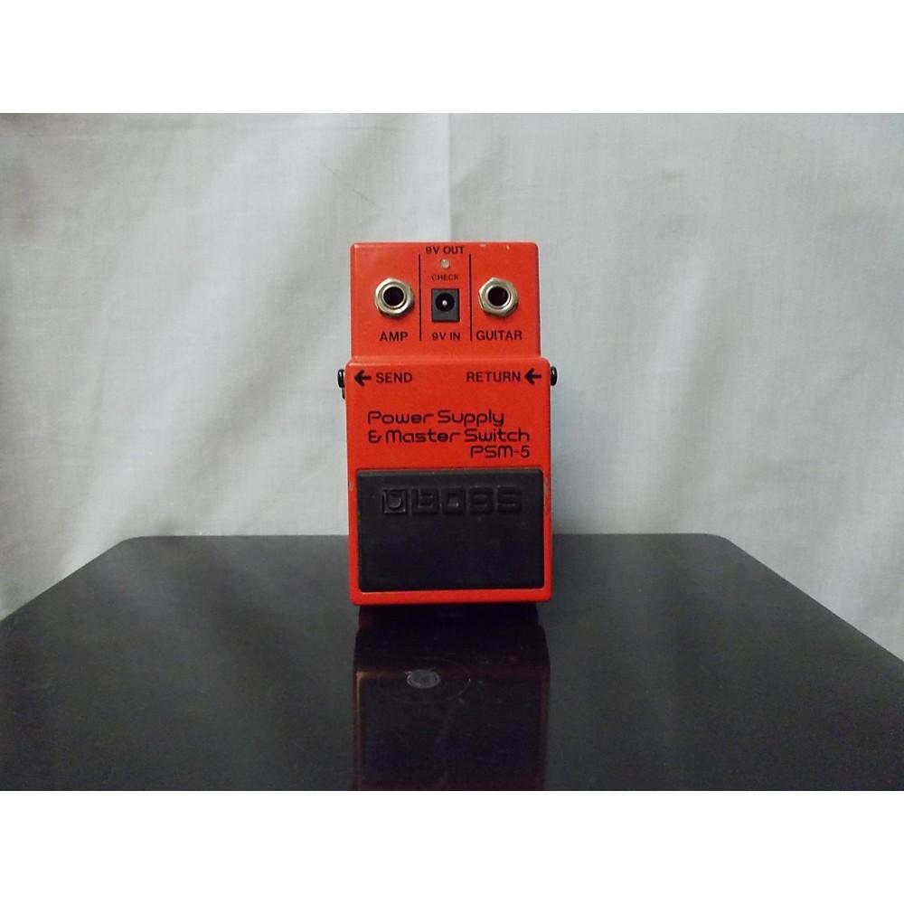 Boss PSM5 Power Supply Master Switch Power Supply 113663038