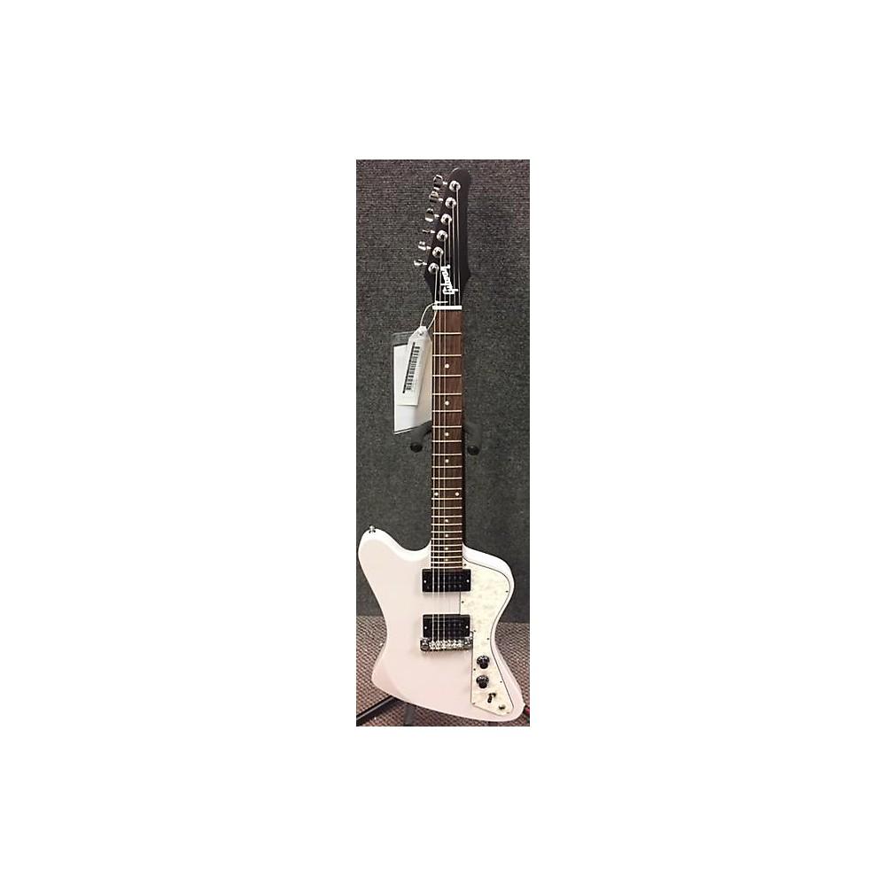 Gibson 2017 Firebird Zero Solid Body Electric Guitar Gold Mist 113752663