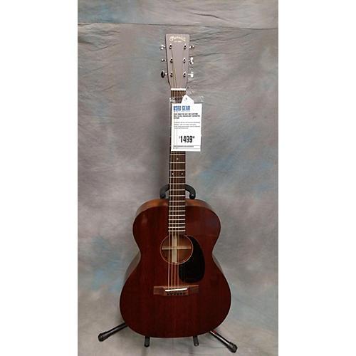 Martin 00015m Custom Full Gloss Acoustic Guitar-thumbnail