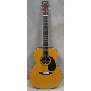 Pre-owned Martin 00028EC Eric Clapton Signature Acoustic Guitar by Martin