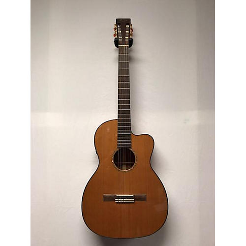Martin 000C Classical Acoustic Electric Guitar-thumbnail