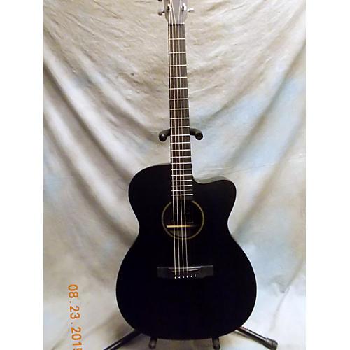 Martin 000CXE Black Acoustic Electric Guitar