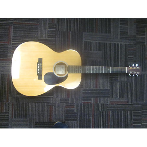 Martin 000RSGT Acoustic Electric Guitar NAT
