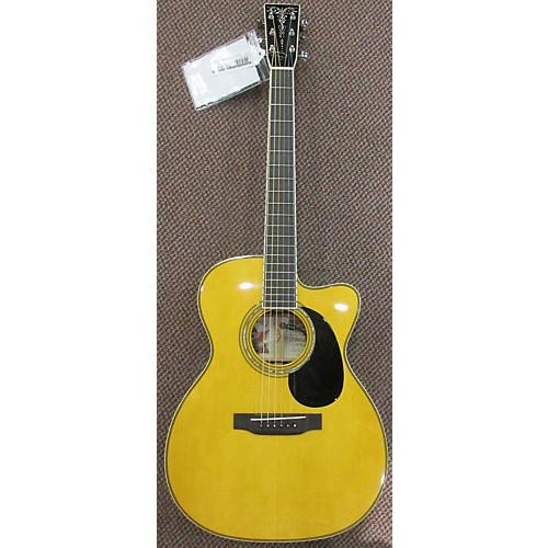 Martin 000c Pegasus Steve Miller Signature Acoustic Guitar-thumbnail