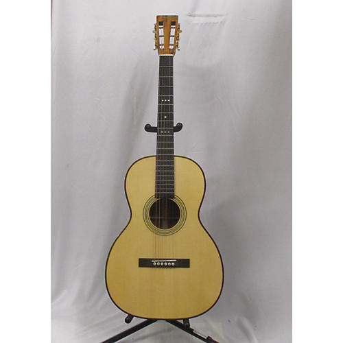 used martin 0012 custom shop acoustic guitar natural guitar center. Black Bedroom Furniture Sets. Home Design Ideas