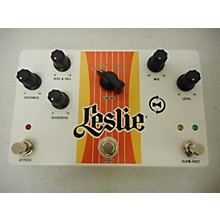 Hammond 002-LESLIE PEDAL Effect Pedal