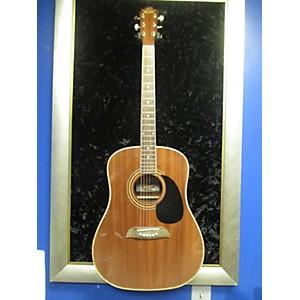 Pre-owned Oscar Schmidt 0021TM Acoustic Guitar by Oscar Schmidt