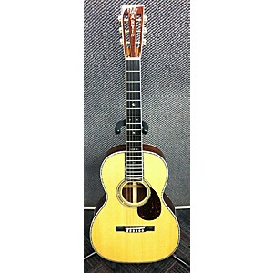 Pre-owned Martin 0042SC John Mayer Signature Acoustic Guitar by Martin