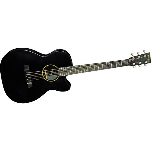 Martin 00CXAE Acoustic-Electric Guitar Black