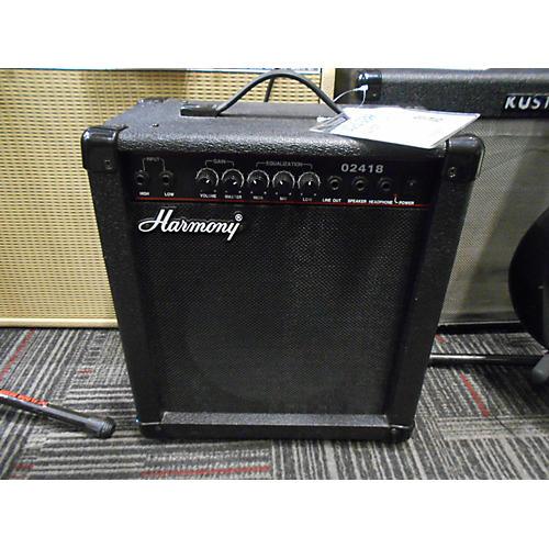 HARMONY 02418 Bass Combo Amp