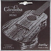 05280 E-Tuning Mini Ball-End Nylon Acoustic Guitar Strings